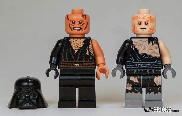 Lego 75183 - Star Wars - Darth Vader Transformation