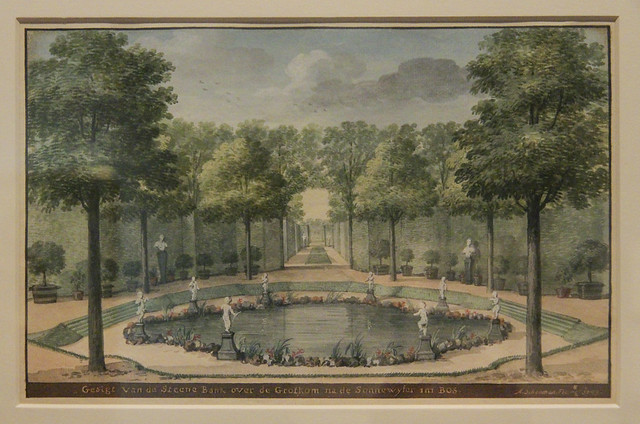 Aert Schouman at A Royal Paradise Exhibition,