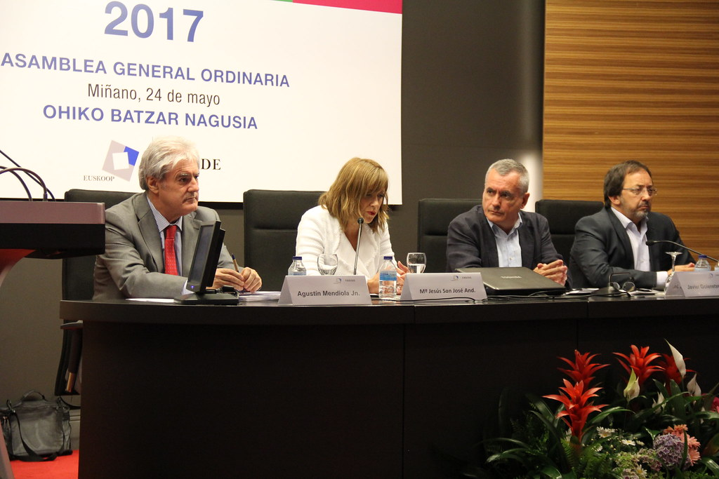 Asamblea General de Erkide 2017