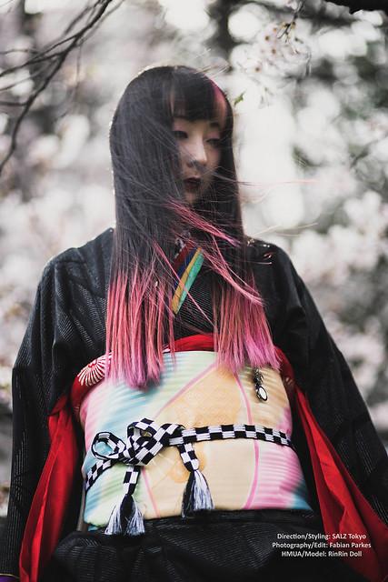RinRin x SALZ kimono heian 4