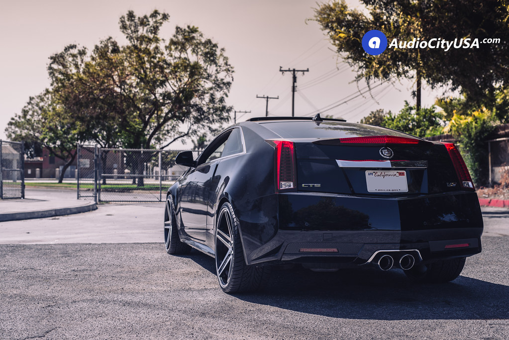 photo coupe kit body complete ground effects cts v cadillac