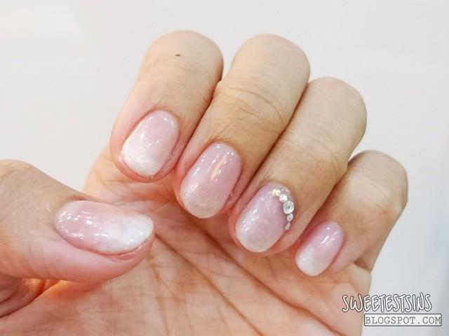 pre wedding shoot nails amk hub