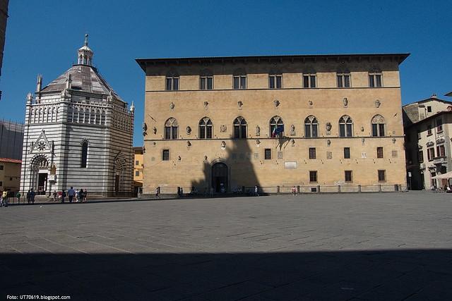 Baptisterium Palazzo del Podesta