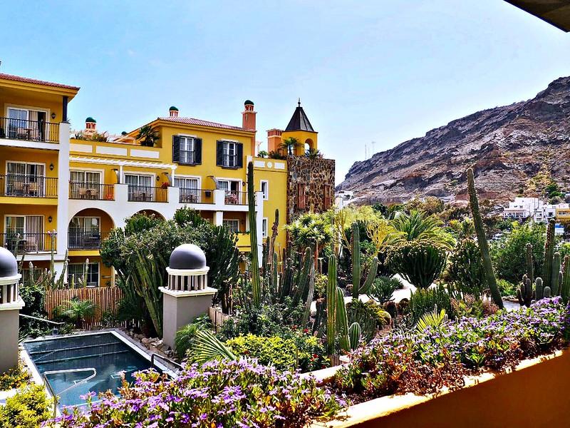 balcony gran canaria