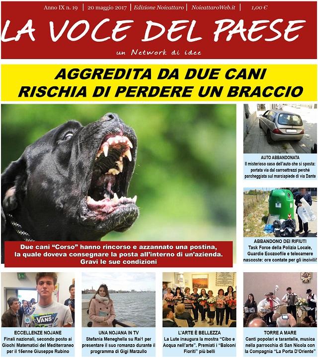 Noicattaro. Prima pagina n. 19-2017 intero