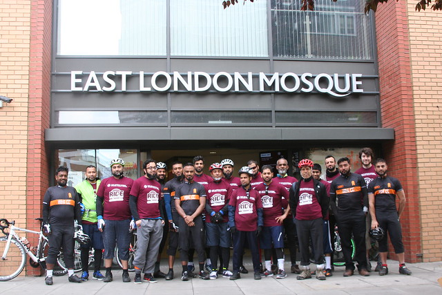 Ride 4 Your Mosque 2017