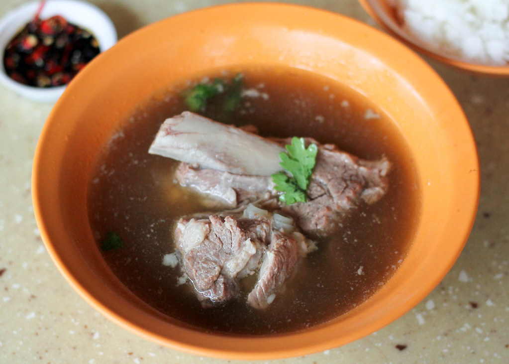 Yuhua Village Market & Food Centre: Qing Xiang Cooked Food