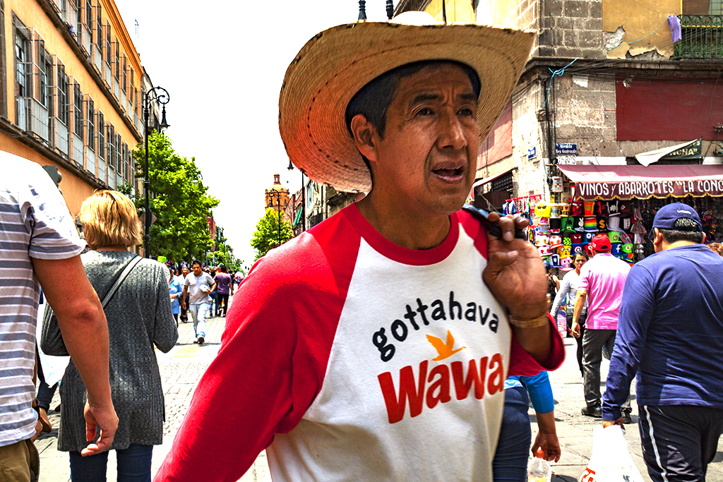 gottahava WAWA--Mexico City