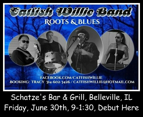 Catfish Willie Band 6-30-17