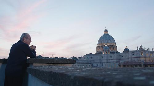 映画『ローマ法王になる日まで』 ©TAODUE SRL 2015