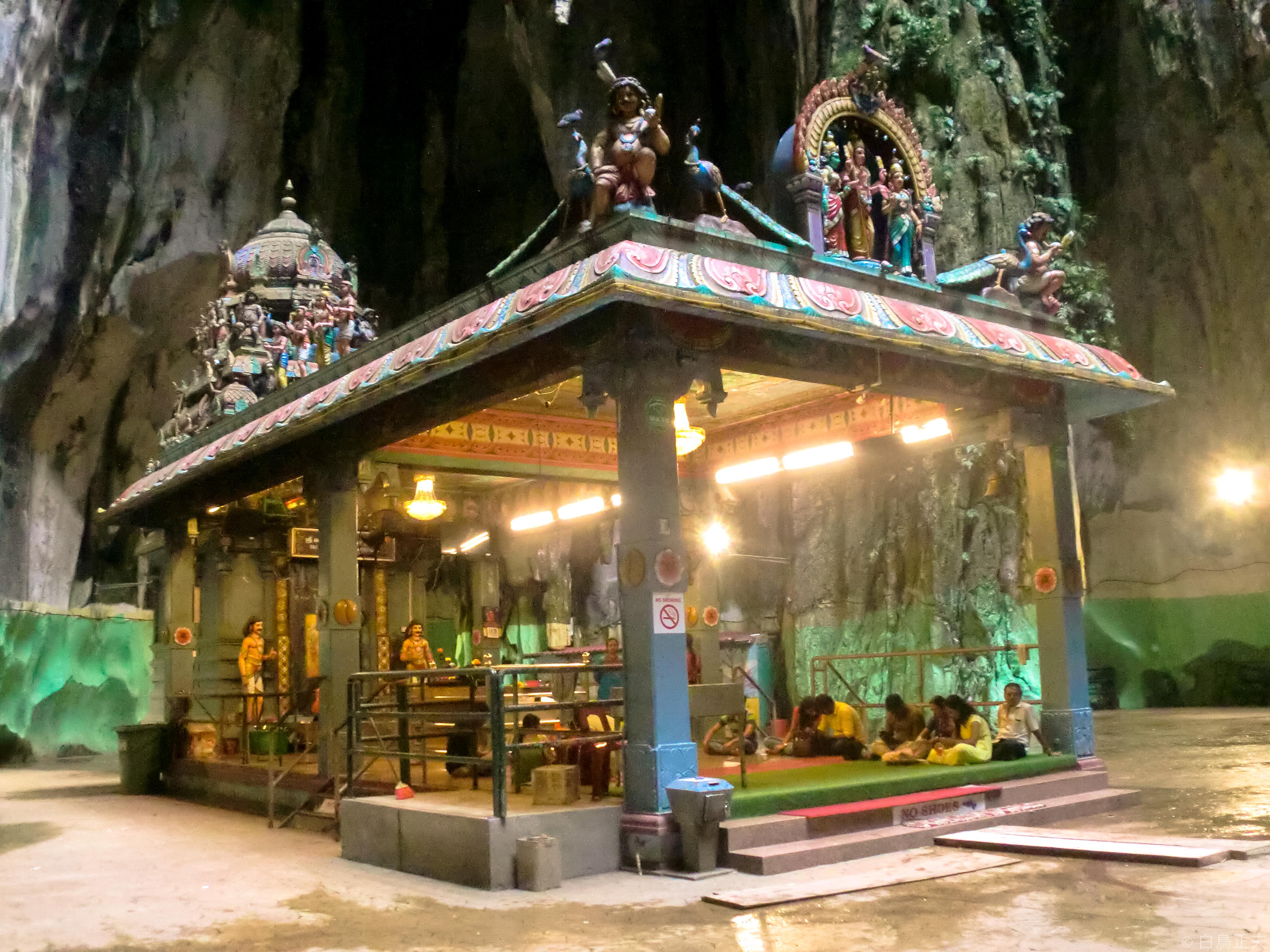 ヒンドゥー教のスブラマニアン寺