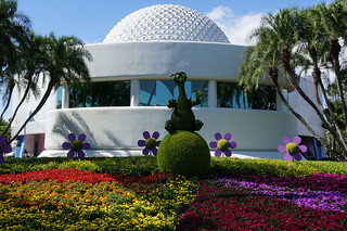 Figment Topiary | by Disney, Indiana