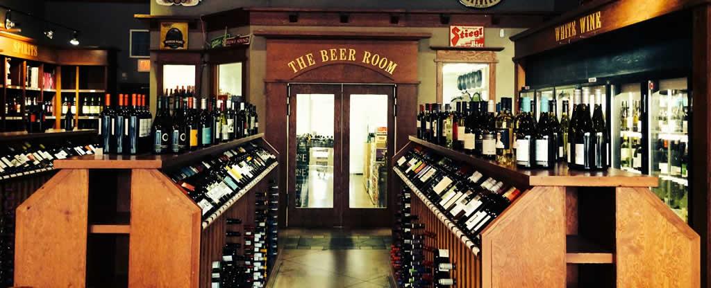 Find a liquor store near me