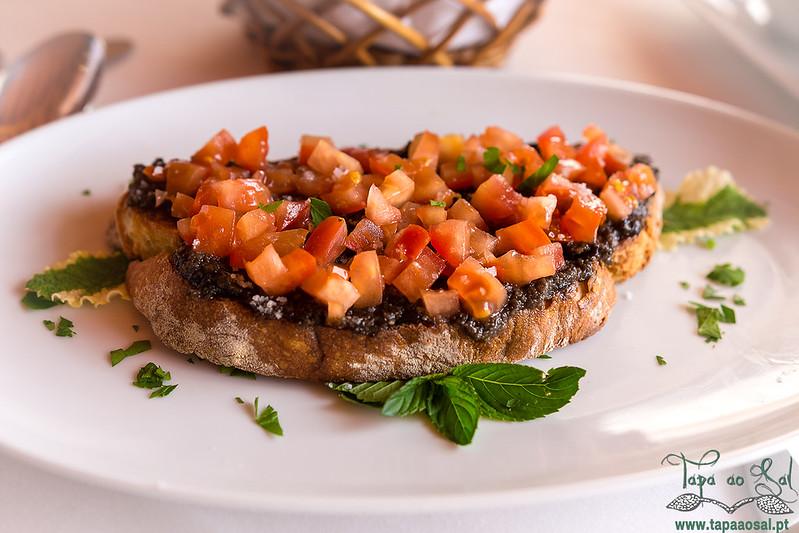 Restaurante da Estalagem Lago Azul