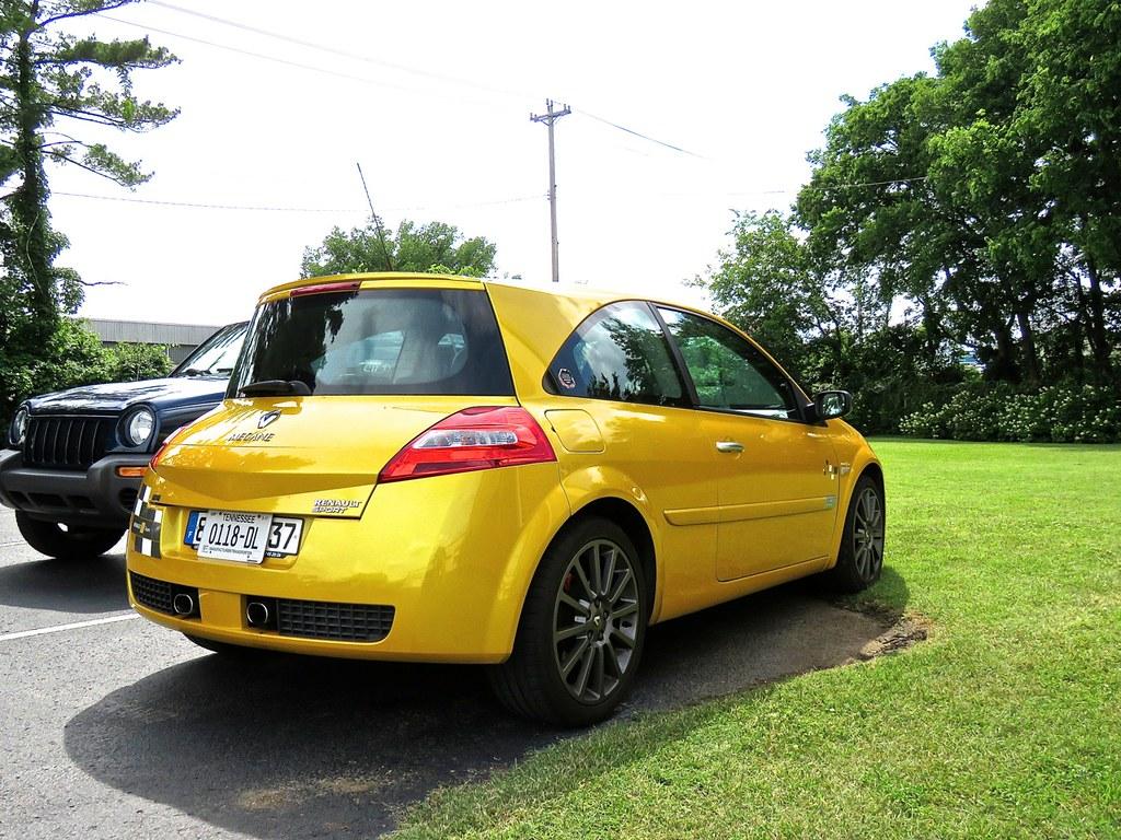 Megane II Renault Sport Tennessee 4