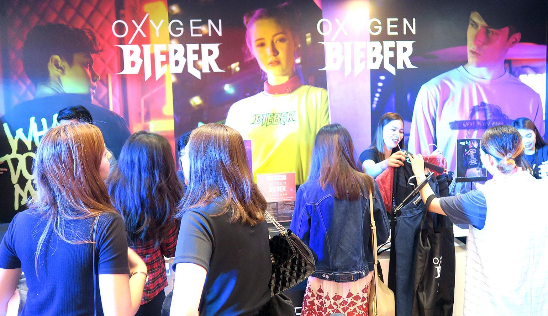 13 OxygenXBieber Collection Launch - She Sings Beauty by Gen-zel