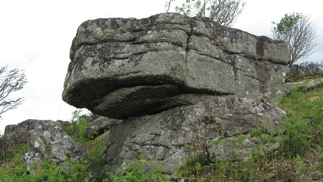 Tunnaford Rocks
