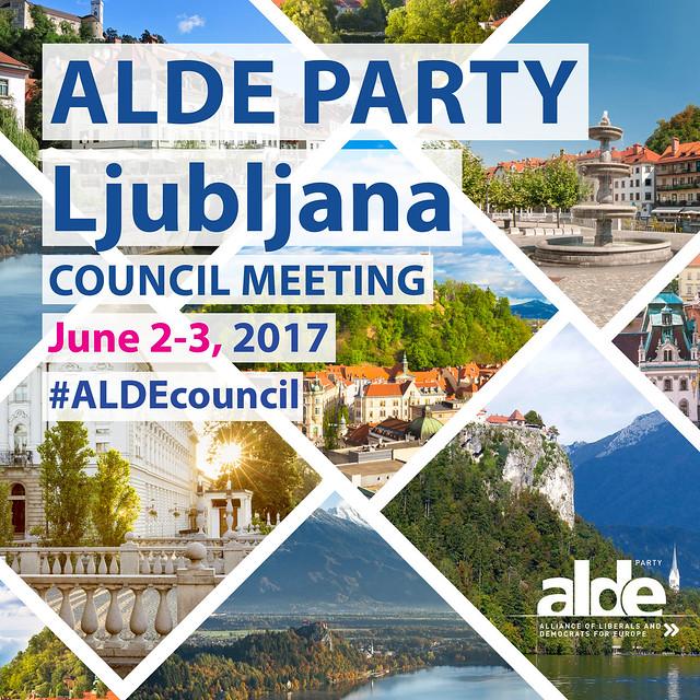 ALDE Party Council Meeting 2017