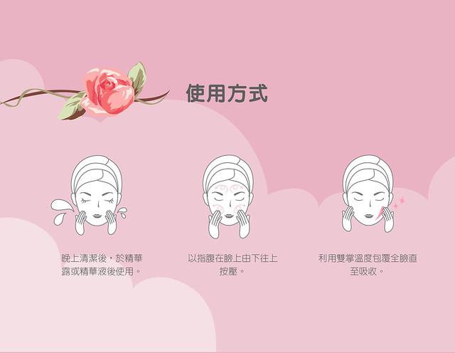 RoofGarden玫瑰夜間防護乳-06