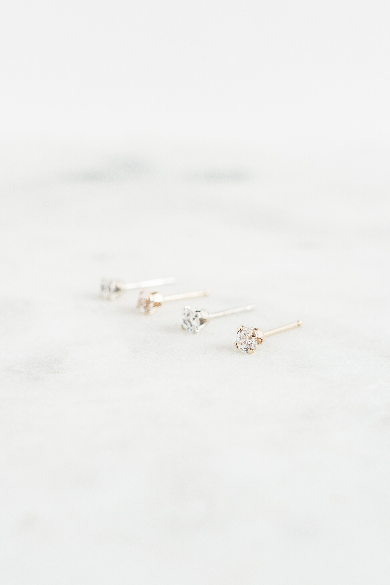 Minimalist Wedding Jewellery