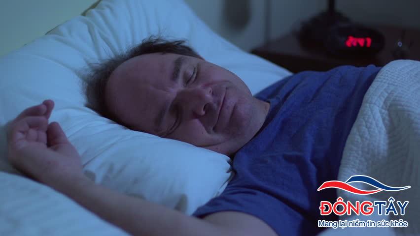 Đường huyết có thể giảm trong khi ngủ mà người bệnh tiểu đường không biết