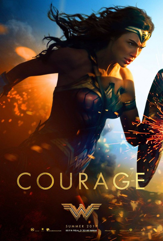 Wonder Woman - Poster 4