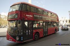 Wrightbus NRM NBFL - LTZ 1038 - LT38 - Pimlico 24 - Metroline - London 2017 - Steven Gray - IMG_8623