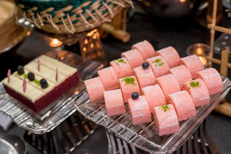 Azur desserts