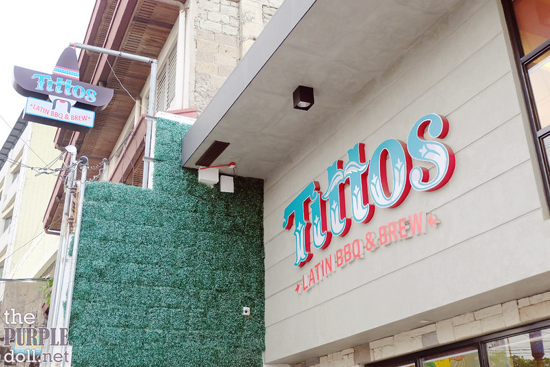 Tittos Latin BBQ and Brew Kapitolyo Pasig Review