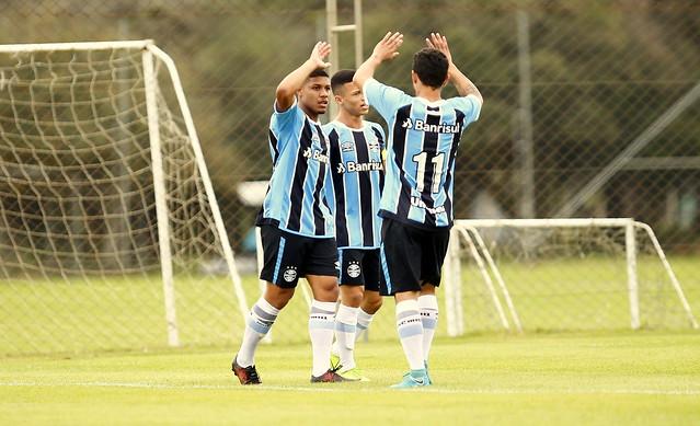 Estadual Sub-20 - Grêmio x Cruzeiro