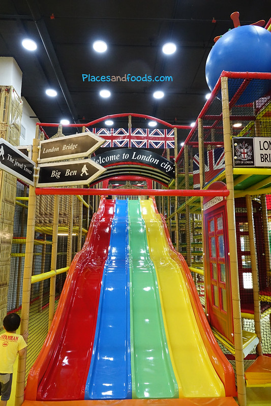 sunway pyramid west the parenthood big slide