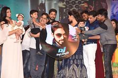 DJ Movie audio Launch Stills