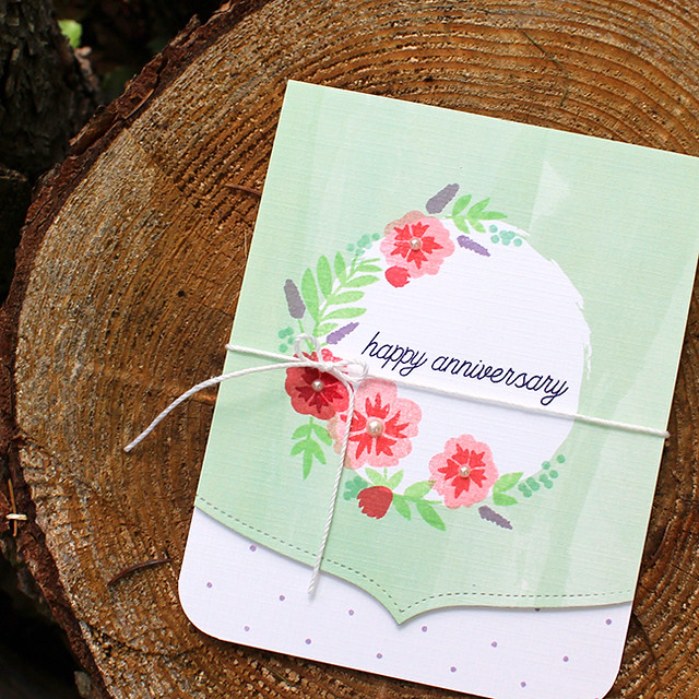 Happy Anniversary Card 4