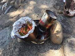 蒸し器窯201706府中郷土の森BBQ場 (04)