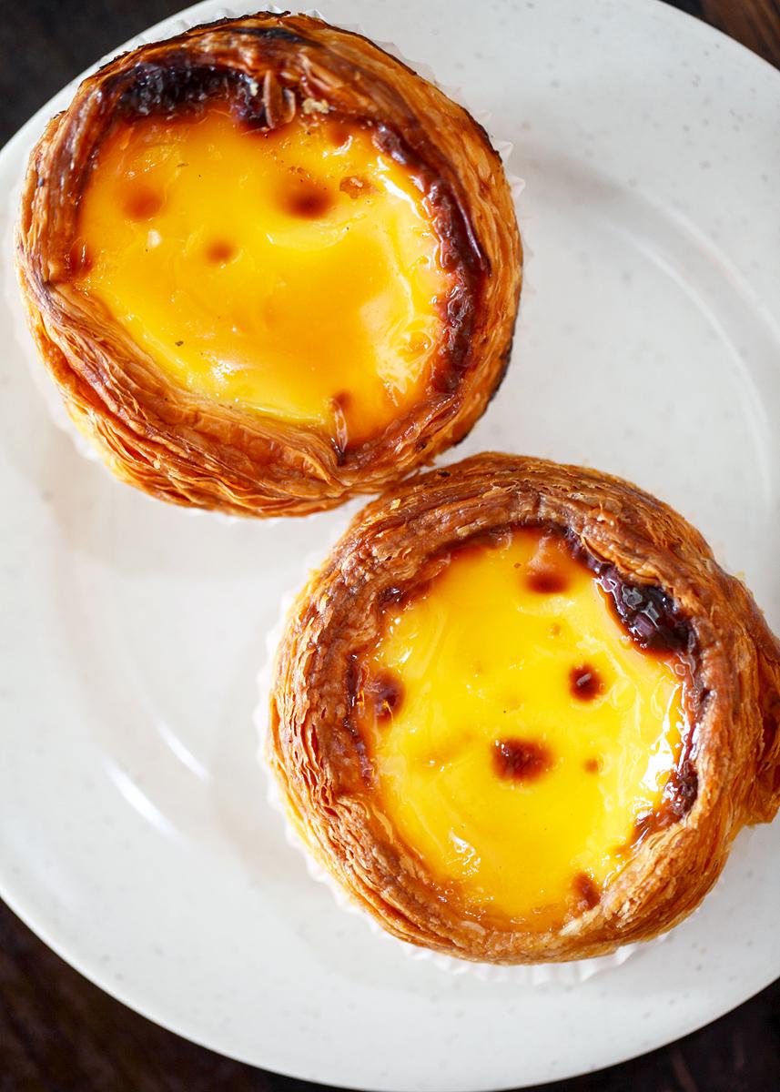 Foo Hing Dim Sum Macau Portuguese Egg Tart