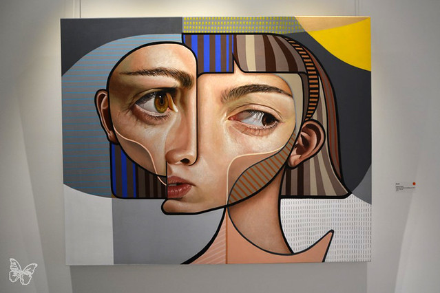Belin - Post Neo Cubism