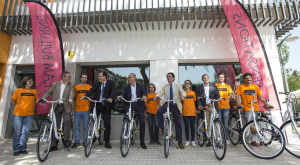 sevilla bike center
