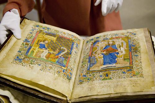Gospel of St. Mark: Interior