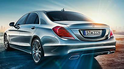 Các mẫu xe hơi phiên bản mới từ thương hiệu Mercedes-Benz