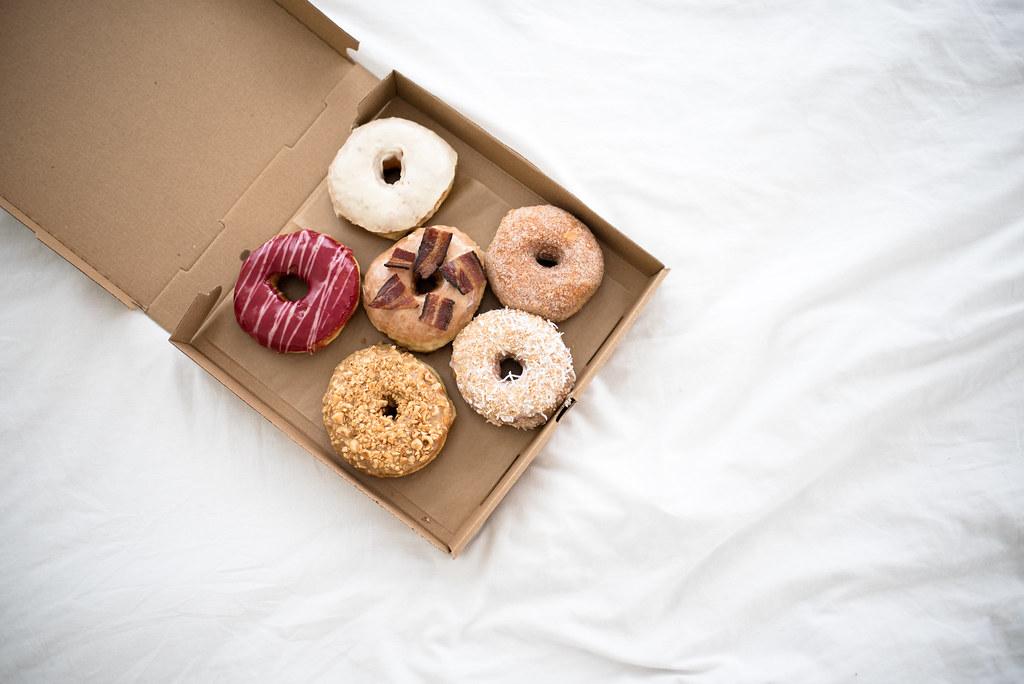 Union Square Donuts on juliettelaura.blogspot.com