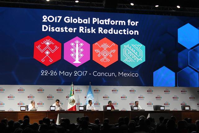 Plataforma Mundial bienal sobre Reducción del Riesgo de Desastres (GPDRR)