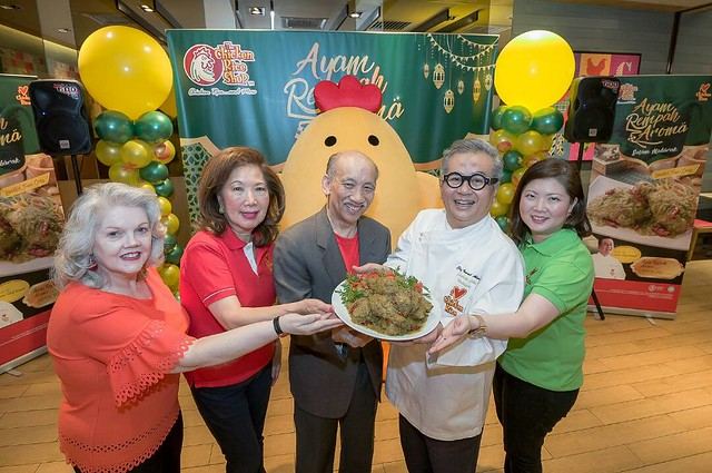 The launch of Chicken Rice Shop (2)