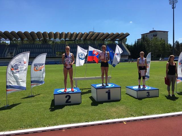 Majstrovstvá Slovenska dorastencov a dorasteniek 2017