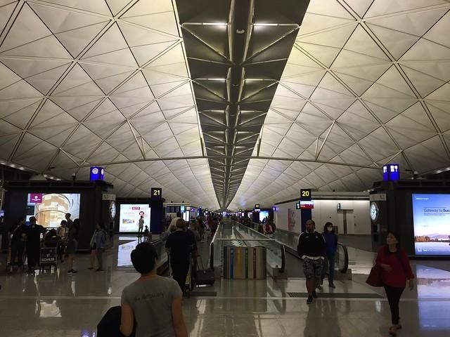 Hong Kong Int'l Airport