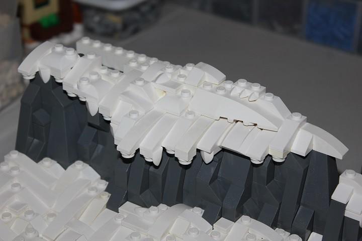 LEGO Snow Tutorial