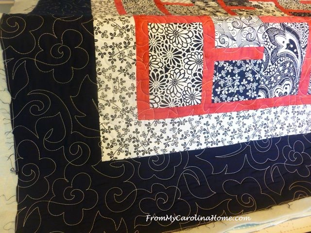 Foster Care Charity Quilt at From My Carolina Home