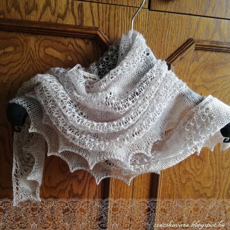 knitting, shawl, kleks, lace, fonalclub (2)