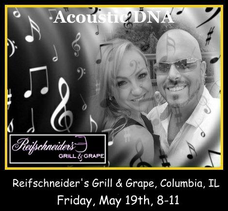Acoustic DNA 5-19-17
