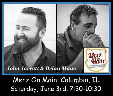 John Jarrett & Brian Maue 6-3-17
