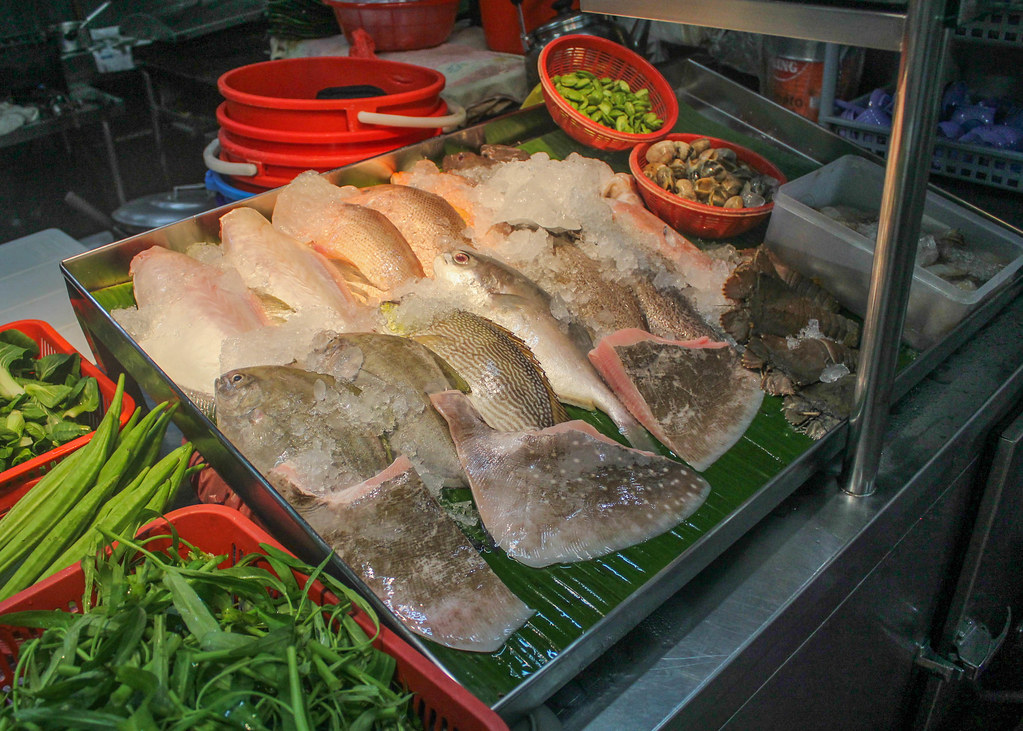 Yuhua Village Market & Food Centre: Neo BBQ